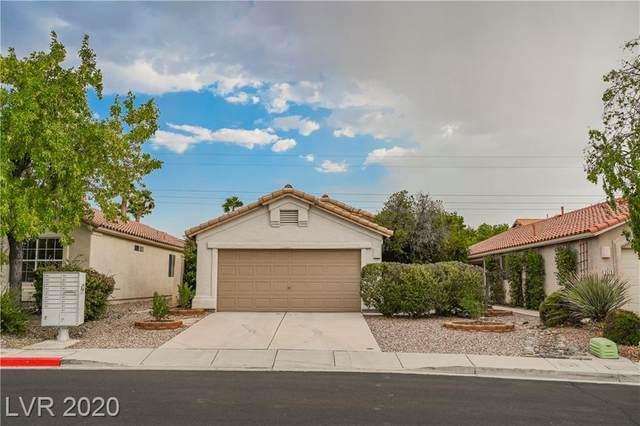 2171 Hidden Ranch Terrace, Henderson, NV 89052 (MLS #2233512) :: Signature Real Estate Group
