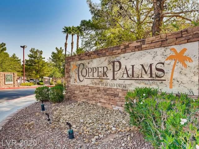 1150 Buffalo Drive #1036, Las Vegas, NV 89128 (MLS #2233514) :: Helen Riley Group | Simply Vegas