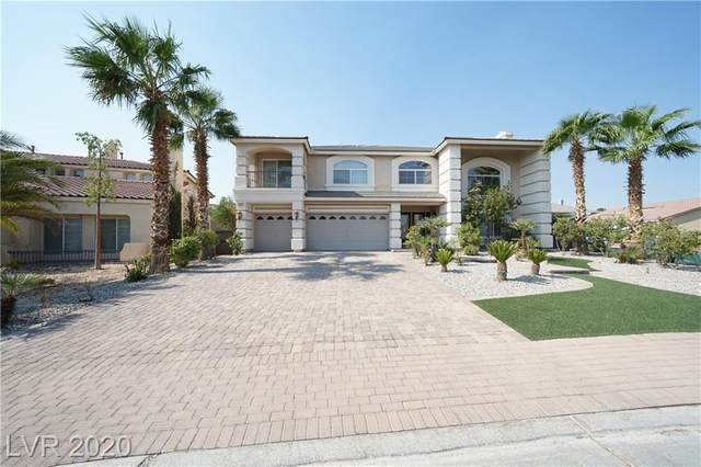 4523 Melrose Abbey Place, Las Vegas, NV 89141 (MLS #2233524) :: Jeffrey Sabel