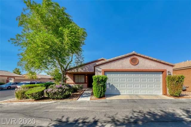 5262 Panguitch Drive, Las Vegas, NV 89122 (MLS #2233554) :: Signature Real Estate Group