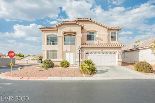 384 Jolly January Avenue, Las Vegas, NV 89183 (MLS #2233557) :: The Lindstrom Group