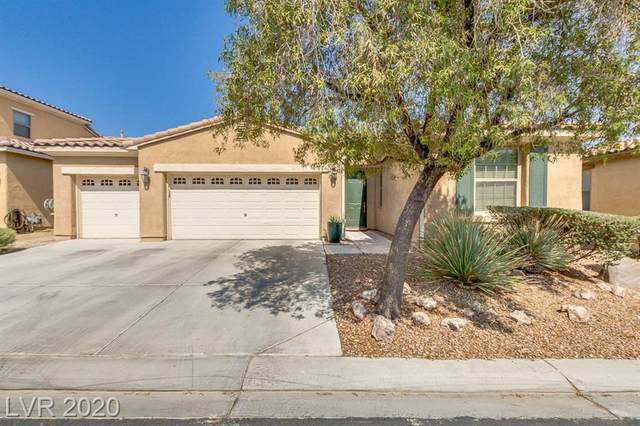 4326 Oasis Hill Avenue, North Las Vegas, NV 89085 (MLS #2233577) :: Signature Real Estate Group