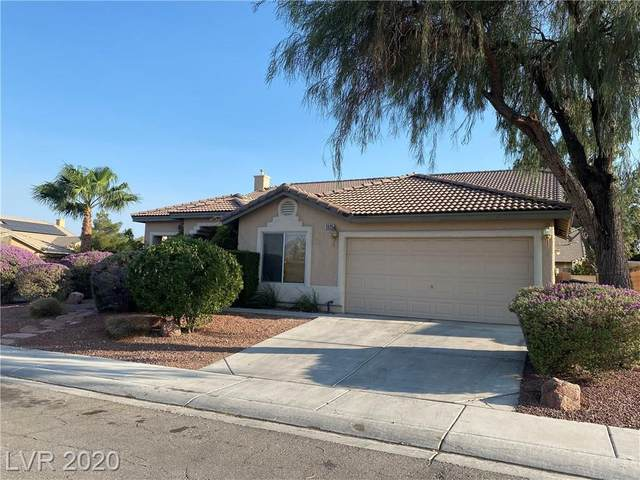 3935 Captain Morgan Avenue, North Las Vegas, NV 89031 (MLS #2233587) :: The Lindstrom Group
