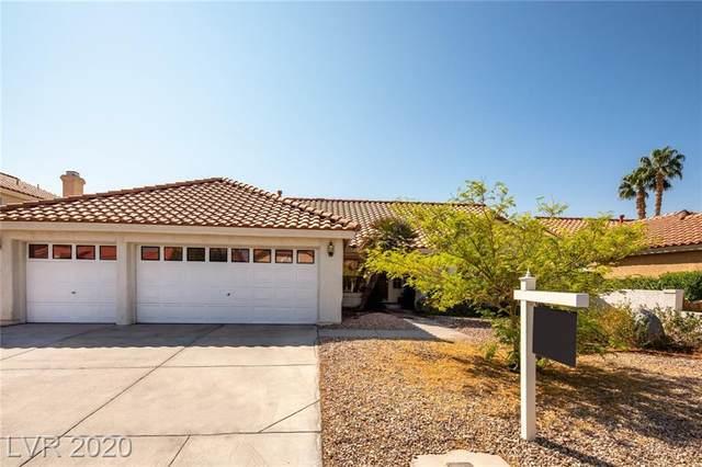 1183 Little Sidnee Drive, Las Vegas, NV 89123 (MLS #2233589) :: Billy OKeefe   Berkshire Hathaway HomeServices