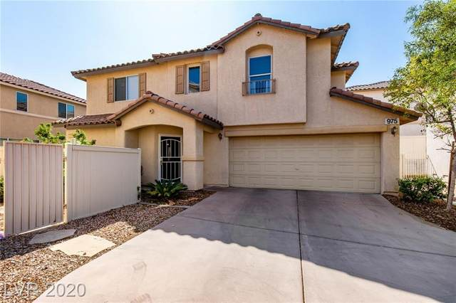 975 Grand Cerritos Avenue, Las Vegas, NV 89183 (MLS #2233593) :: Kypreos Team