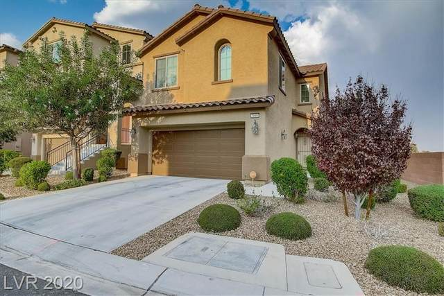 7698 Falmoth Bay Court, Las Vegas, NV 89179 (MLS #2233598) :: Signature Real Estate Group