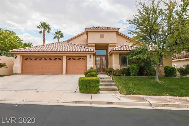 2412 Goldfire Circle, Henderson, NV 89052 (MLS #2233608) :: The Lindstrom Group