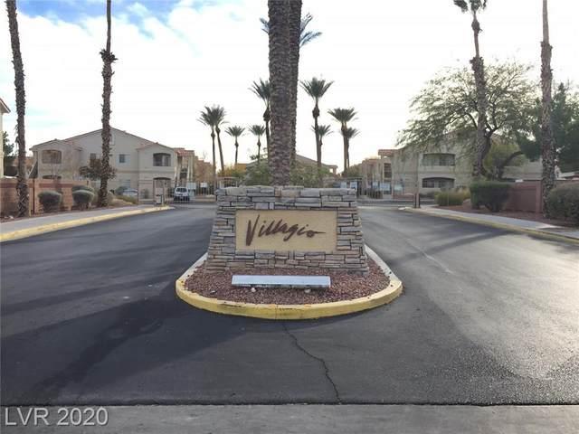 1881 Alexander Road #1144, North Las Vegas, NV 89032 (MLS #2233610) :: Jeffrey Sabel