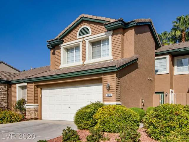 10216 Amber Hue Lane, Las Vegas, NV 89144 (MLS #2233623) :: The Shear Team