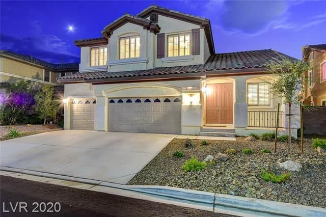 2749 Craigmillar Street, Henderson, NV 89044 (MLS #2233625) :: Signature Real Estate Group
