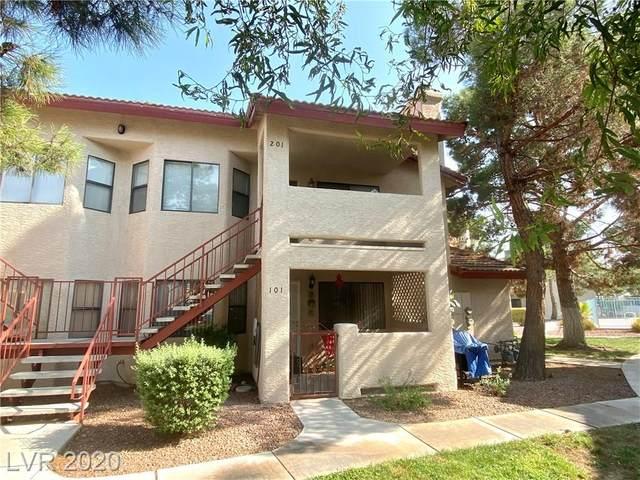 717 Rock Springs Drive #201, Las Vegas, NV 89128 (MLS #2233632) :: ERA Brokers Consolidated / Sherman Group