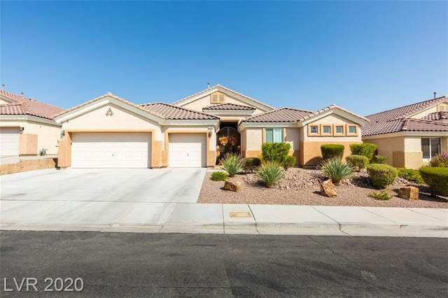 5684 Argenta Habitat Avenue, Las Vegas, NV 89139 (MLS #2233636) :: Signature Real Estate Group