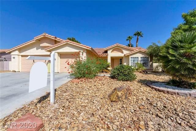 5116 Copper River Avenue, Las Vegas, NV 89130 (MLS #2233663) :: ERA Brokers Consolidated / Sherman Group