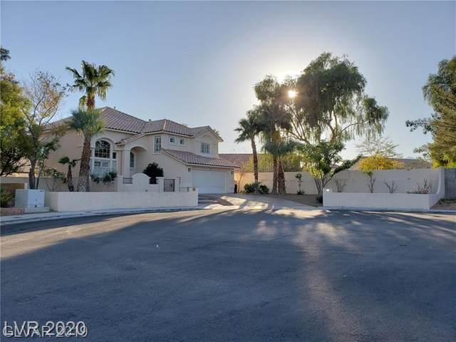 6337 Echo Canyon Circle, Las Vegas, NV 89130 (MLS #2233670) :: ERA Brokers Consolidated / Sherman Group