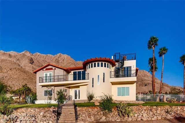 660 Los Feliz Street, Las Vegas, NV 89110 (MLS #2233678) :: Signature Real Estate Group