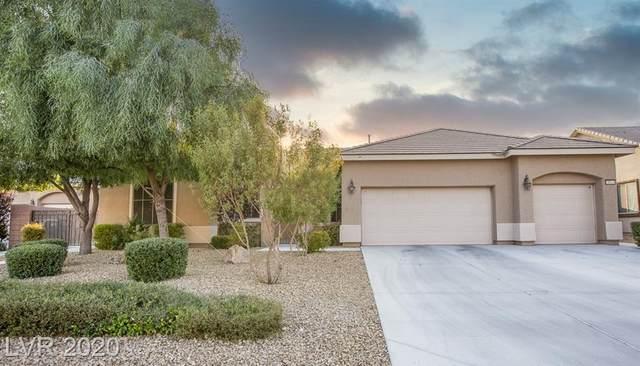 3613 Kobie Creek Court, Las Vegas, NV 89130 (MLS #2233691) :: Helen Riley Group | Simply Vegas