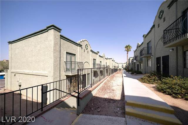 7048 Burcot Avenue B47, Las Vegas, NV 89156 (MLS #2233694) :: Helen Riley Group | Simply Vegas