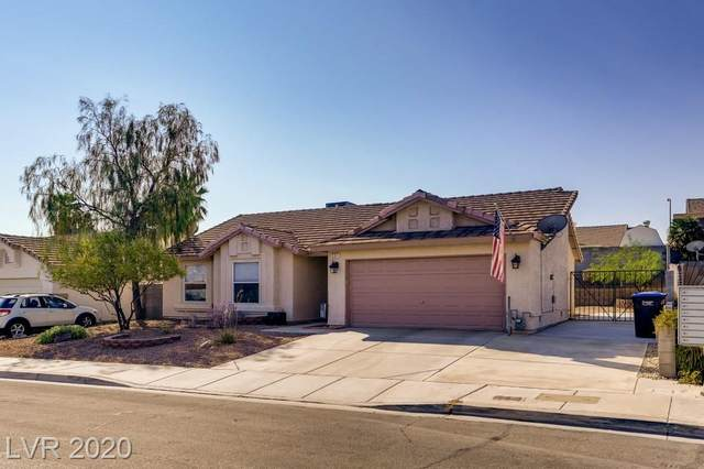 551 Brigadier Street, Henderson, NV 89002 (MLS #2233707) :: Helen Riley Group | Simply Vegas