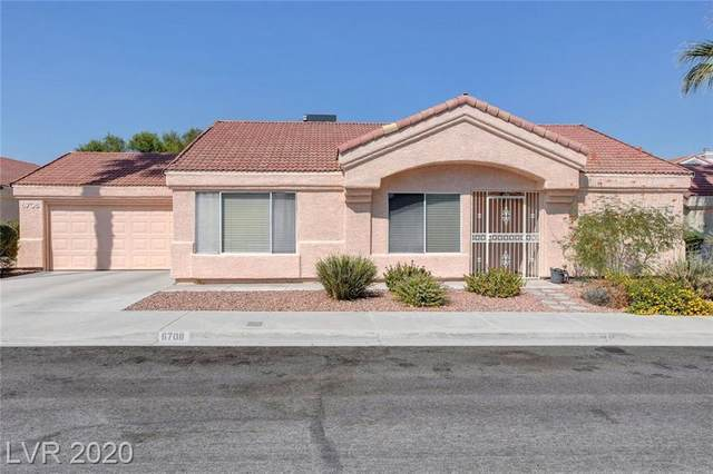 6708 Silvery Avenue, Las Vegas, NV 89108 (MLS #2233729) :: Signature Real Estate Group