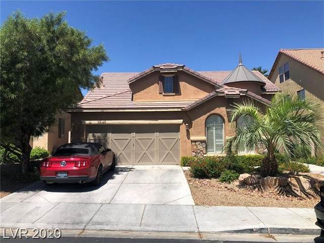 763 Rise Canyon Drive, Henderson, NV 89052 (MLS #2233735) :: Billy OKeefe | Berkshire Hathaway HomeServices