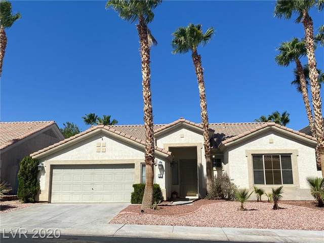 82 Ocean Harbour Lane, Las Vegas, NV 89148 (MLS #2233740) :: Signature Real Estate Group
