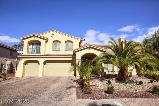 4126 Royal Scots Avenue, Las Vegas, NV 89141 (MLS #2233741) :: Signature Real Estate Group