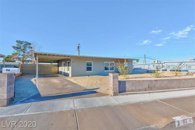 94 Texas Avenue, Henderson, NV 89015 (MLS #2233755) :: The Lindstrom Group