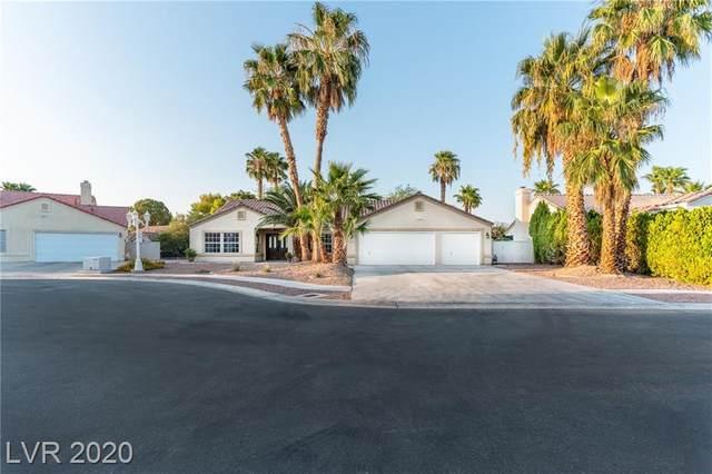 7352 Rockwood Court, Las Vegas, NV 89129 (MLS #2233757) :: Helen Riley Group | Simply Vegas