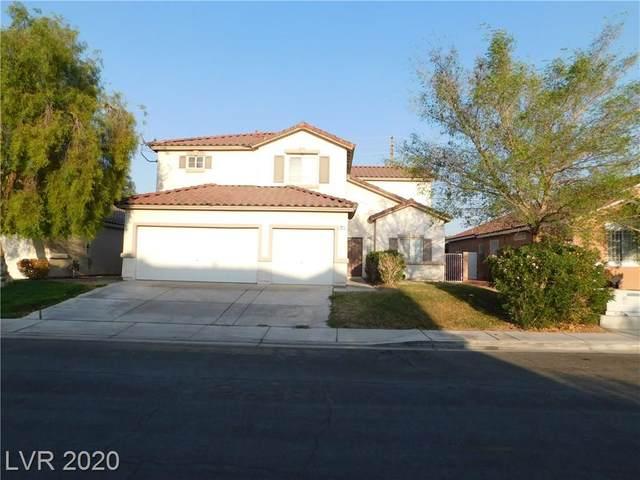 4034 Allyson Rae Street, North Las Vegas, NV 89032 (MLS #2233788) :: Helen Riley Group | Simply Vegas