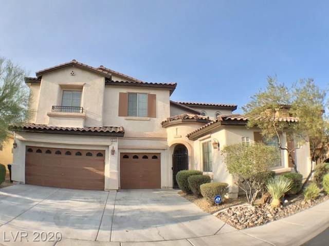 8224 Cupertino Heights Way, Las Vegas, NV 89178 (MLS #2233798) :: Jeffrey Sabel
