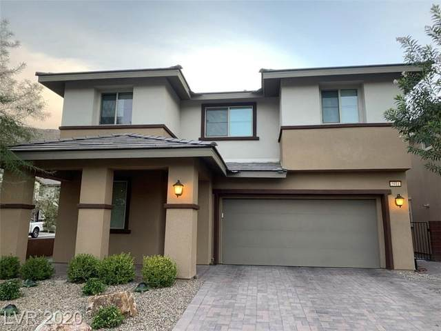 5911 Glory Heights Drive, Las Vegas, NV 89135 (MLS #2233801) :: Billy OKeefe | Berkshire Hathaway HomeServices