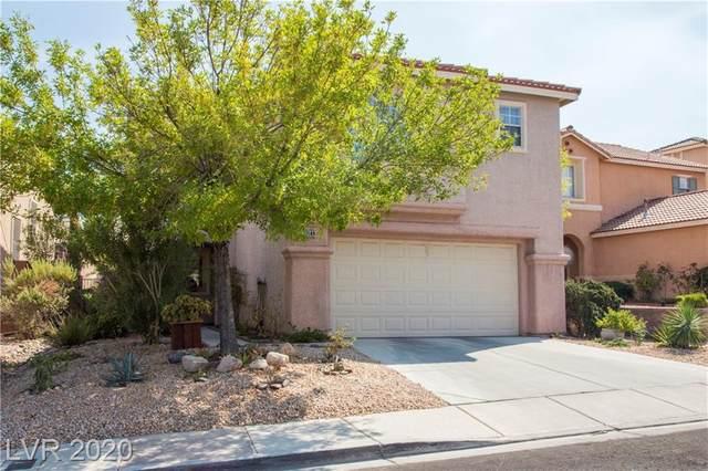 11149 Whooping Crane Lane, Las Vegas, NV 89144 (MLS #2233802) :: Jeffrey Sabel
