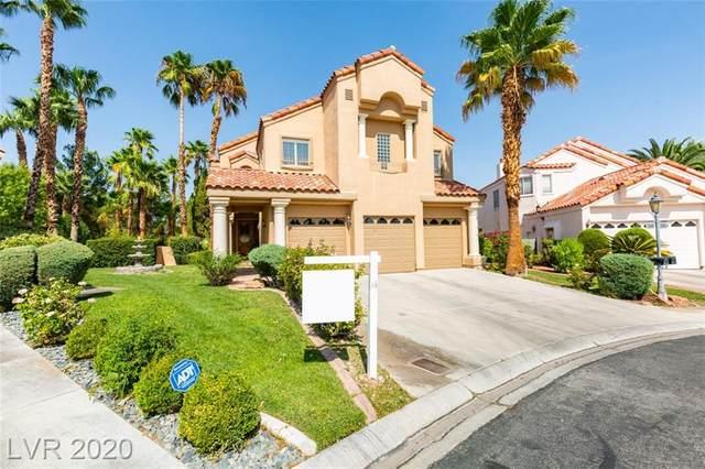 2608 Sun Reef Road, Las Vegas, NV 89128 (MLS #2233813) :: Helen Riley Group | Simply Vegas