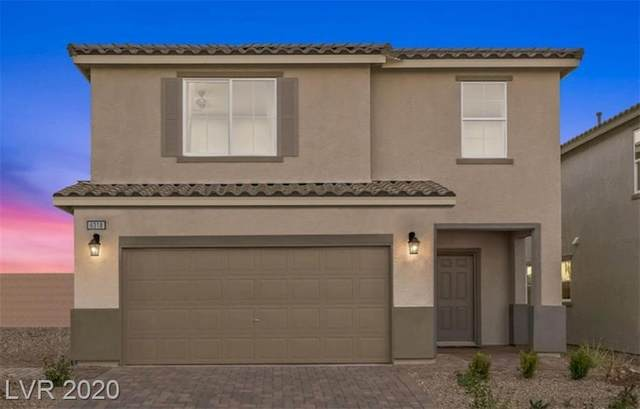 3040 Eaglesfield Avenue Lot 17, North Las Vegas, NV 89081 (MLS #2233820) :: Helen Riley Group | Simply Vegas