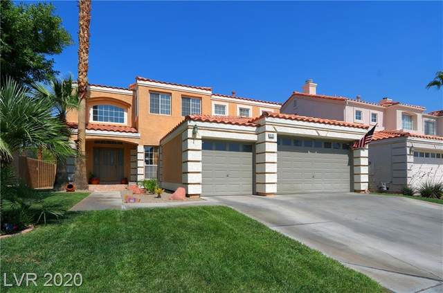8424 Bay Crest Drive, Las Vegas, NV 89128 (MLS #2233825) :: The Lindstrom Group