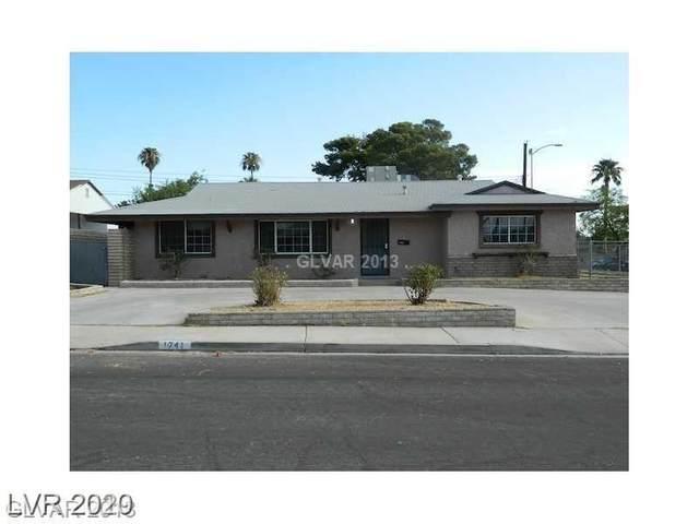 1741 Howard Avenue, Las Vegas, NV 89104 (MLS #2233830) :: Jeffrey Sabel