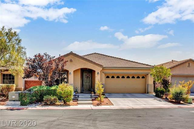 3821 Bracebridge Falls Avenue, North Las Vegas, NV 89085 (MLS #2233833) :: Signature Real Estate Group