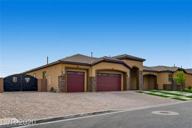 3922 Jacob Lake Circle, Las Vegas, NV 89118 (MLS #2233839) :: The Lindstrom Group