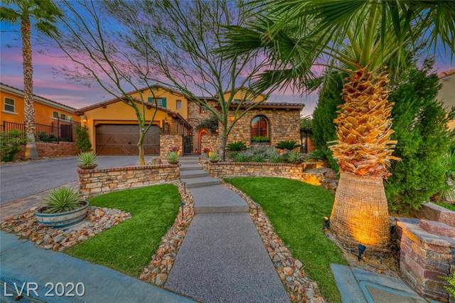 45 Contrada Fiore Drive, Henderson, NV 89011 (MLS #2233854) :: Billy OKeefe | Berkshire Hathaway HomeServices