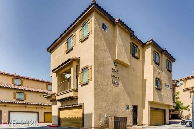5945 Palmilla Street #12, North Las Vegas, NV 89031 (MLS #2233855) :: Helen Riley Group | Simply Vegas