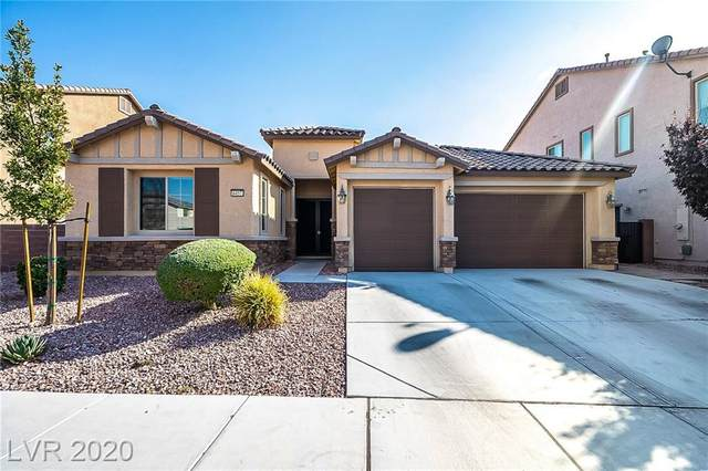 6457 Mission Crest Avenue, Las Vegas, NV 89131 (MLS #2233880) :: Signature Real Estate Group