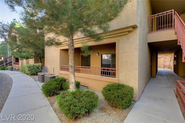 8250 Grand Canyon Drive #1091, Las Vegas, NV 89166 (MLS #2233903) :: The Lindstrom Group