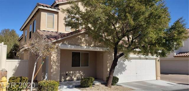 10436 W Chandra Avenue, Las Vegas, NV 89129 (MLS #2233923) :: The Lindstrom Group
