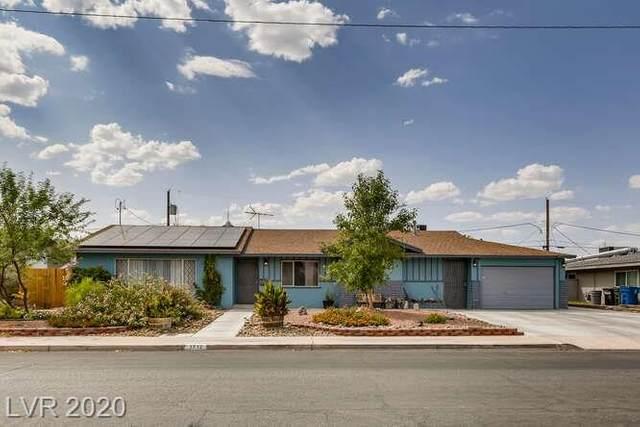 1712 15th Street, Las Vegas, NV 89104 (MLS #2233924) :: Helen Riley Group | Simply Vegas