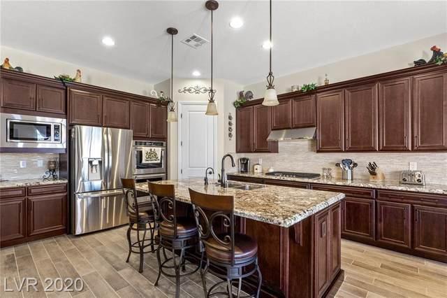 7327 Durand Park Street, Las Vegas, NV 89166 (MLS #2233931) :: Signature Real Estate Group