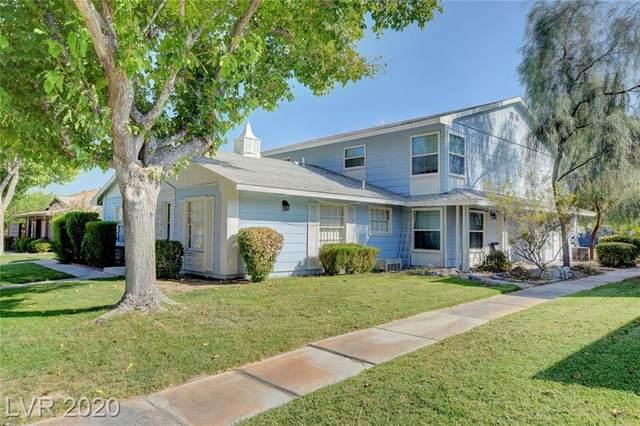 1379 Dorothy Avenue #4, Las Vegas, NV 89119 (MLS #2233935) :: Team Michele Dugan
