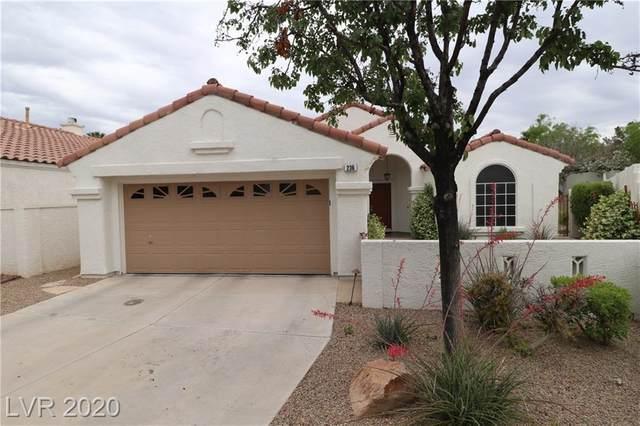236 Misty Garden Street, Henderson, NV 89012 (MLS #2233950) :: Signature Real Estate Group