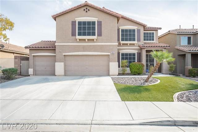 819 Wintersweet Road, Henderson, NV 89015 (MLS #2233953) :: Vestuto Realty Group