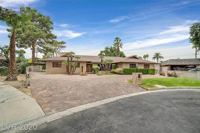 2431 Karli Drive, Las Vegas, NV 89102 (MLS #2233968) :: The Lindstrom Group