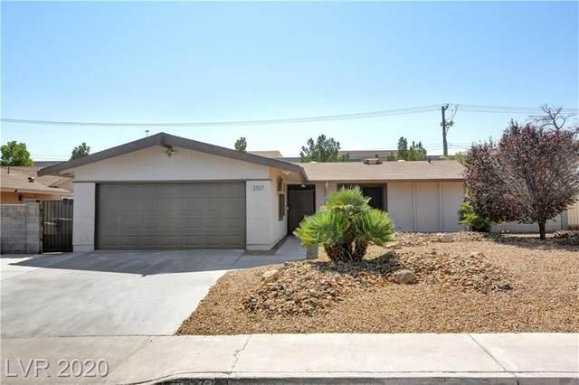 2137 Glen Heather Way, Las Vegas, NV 89102 (MLS #2233984) :: Hebert Group | Realty One Group